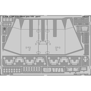 1/35 S-100 Schnellboot armas