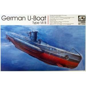 1:350 German U-Boat Type VII B