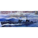 1:350 Japanese Navy 1-19 Submarine