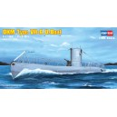 1/350 DKM Navy Type VII-A U-Boat