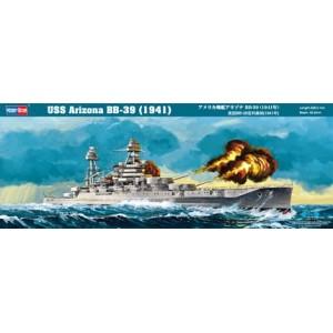 1/350 USS Arizona BB-39 1941