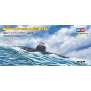 1/700 USS SAN FRANCISCO SSN-711