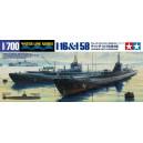1/700 SUBMARINO JAPONES I-16/I-58
