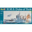 1/1200 ACORAZADO H.M.S DUKE OF YORK
