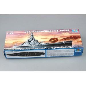 1/700 USS MASSACHUSETTS