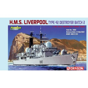 HMS LIVERPOOL (Premium Edition)