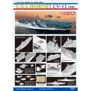 USS HORNET CV-12, 1945