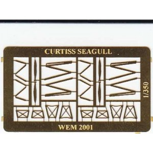 1/350 Curtiss SOC-3 SEAGULL