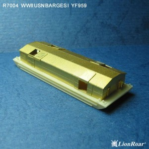 1/700 WWII USN Barges 1