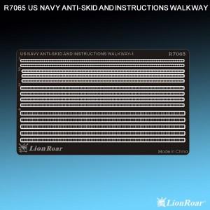 1/700 WWII U.S.Navy Antiskid Plate I
