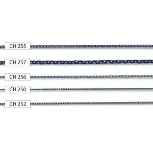 Black links chain 16 lpcm / 50cm lenght