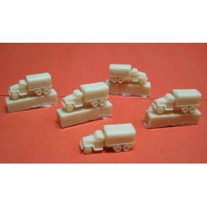 1/350 GMC trucks