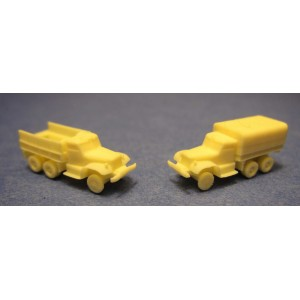 1/350 Diamond T 968 truck
