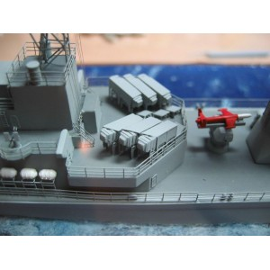 1/400 Exocet missiles