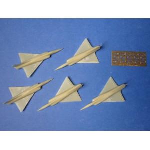 1/350 Mirage V / Dagger