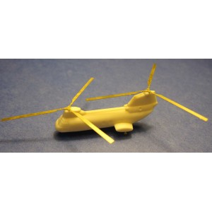 1/350 CH-46 Seaknight helicopter