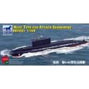 Submarino ruso de ataque clase Kilo tipo 636