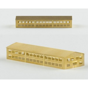 1/700 Dockyard building set 2