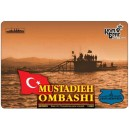 1/350 French Turquoise / Turkish Mustadieh Ombashi Submarine, 1915