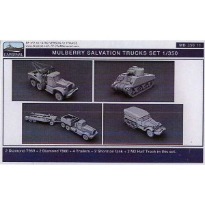 1/350 US Army recovery set