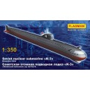 1/350 Soviet nuclear submarine K-3