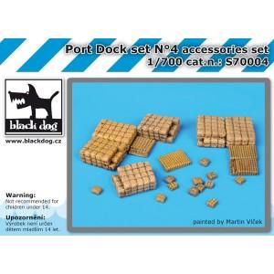 1/700 Port dock set N°4