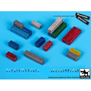 1/700 Transport containers