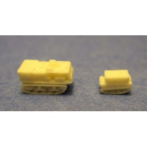 1/700 US Army tracked vehicles