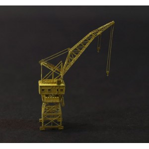 1/700 USN 25t Cable Luffing Crane