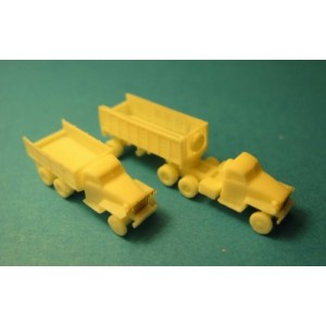 1/350 Studebaker WWII trucks set
