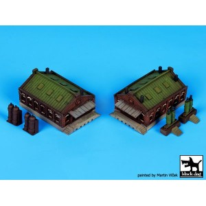 1/350 House N°1 accessories set