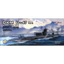 1/700 U-boat  Type VII B U-47