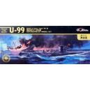 1/700 U-boat  Type VII B U-99