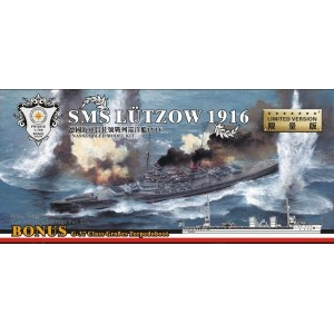 1/700 SMS Lützow 1916 Special Edition