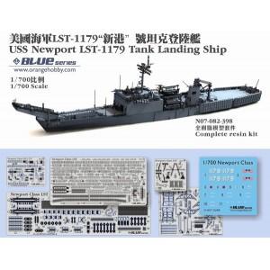 1/700 USS Newport class LST-1179