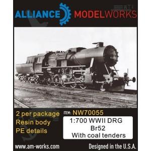 1/700 German Locomotive Br52