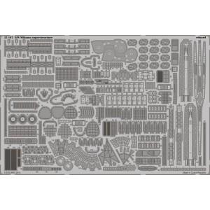 1/350 IJN Mikuma Superstructure