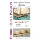 1/96 Masts and Yards Berbice