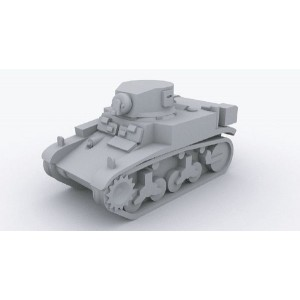 1/700 Stuart M3 light tank