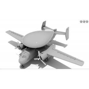 1/350 Grumman E-1 Tracer