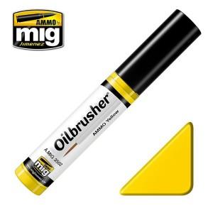 Oilbrusher Ammo Yellow