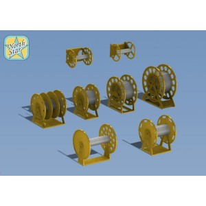 1/700 USN Cable Reels