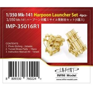 1/350 MK-141 Harpoon Launcher