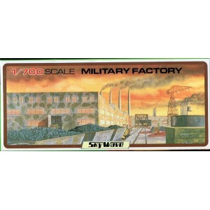 1/700 Military Factory