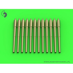 1/700 German 30,5cm/50 (12in) barrels