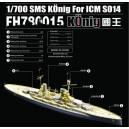 1/700 SMS Konig Photoetch