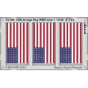 1/350 USN ensign flag WW2 S.1