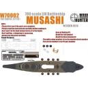 1/700 Musashi Deck