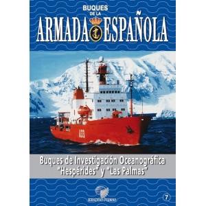 Hesperides and Las Palmas Vessels
