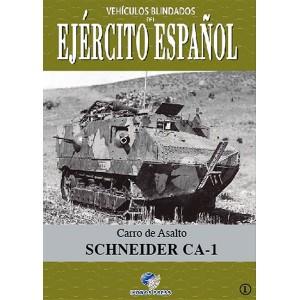 Artillery Assault Trolley SCHNEIDER CA-1